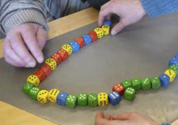 hands-on mathematics